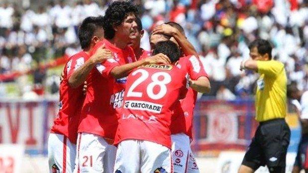 Juan Aurich goleó 3-0 a Cienciano y sumó su tercera victoria consecutiva