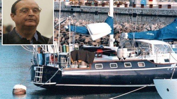 ¿Cómo fue la fuga de Montesinos a bordo del velero Karisma?