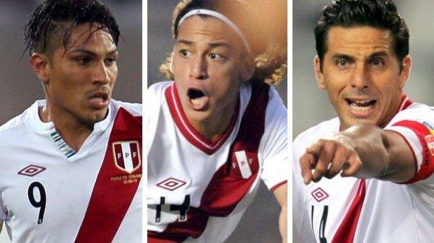 Convocados 'extranjeros' de Perú para enfrentar a Argentina y Bolivia