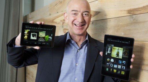 Amazon presentó 2 nuevas tablets que incluyen ayuda en línea a través de video