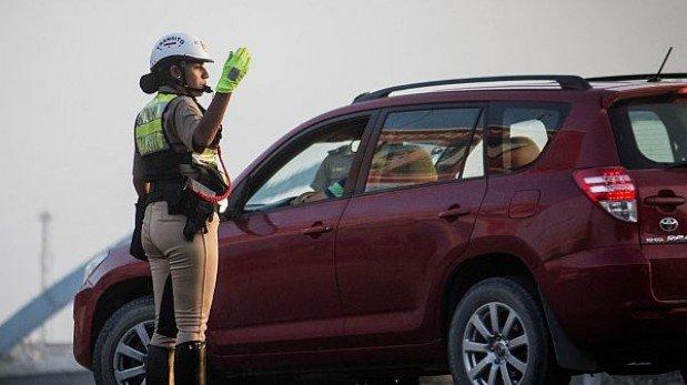 El SAT cobrará casi S/.37 millones en fotopapeletas a 115.007 conductores