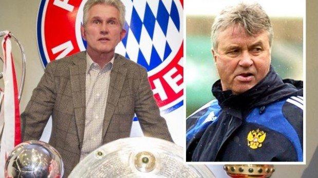 Heynckes y Hiddink son candidatos para dirigir al Galatasaray