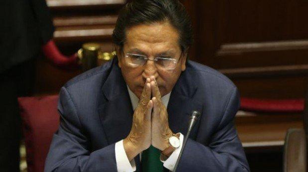 Toledo evalúa presentar acción de amparo si Congreso no respeta el debido proceso