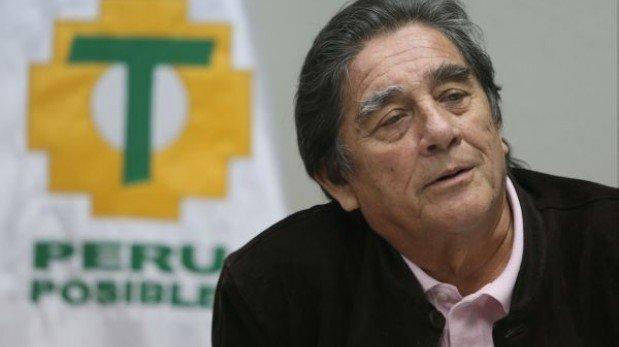 "Perú Posible ""no responderá sobre trascendidos"" en Caso Ecoteva, afirmó Luis Thais"