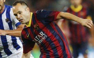 """Andrés Iniesta: """"Mi ilusión es acabar mi carrera en el Barcelona"""""""