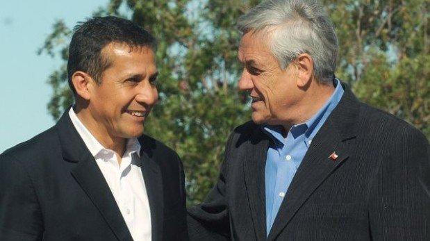 """Humala: """"Si el presidente Piñera va a pagar más por el gas peruano, le tomo la palabra"""""""