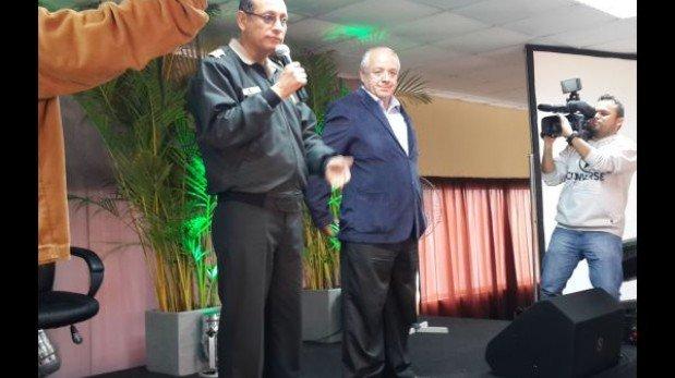 Walter Oyarce Delgado lanza proyecto para sacar a jóvenes de la violencia