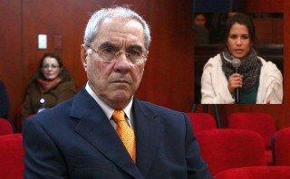 """""""Eva Bracamonte deberá salir en libertad hoy o mañana"""", afirmó Villa Stein"""
