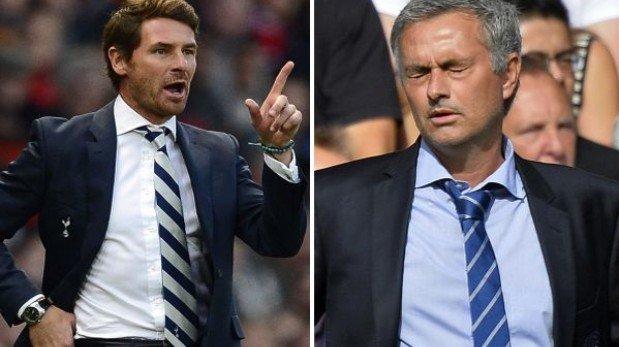 """André Villas-Boas dice que su relación con José Mourinho está """"rota"""""""
