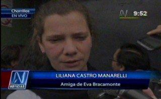 """Liliana Castro: """"No me afectan los comentarios de Ariel"""""""