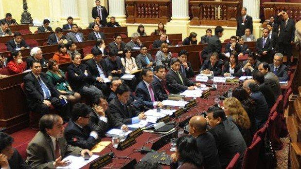 Comisión de Fiscalización recibirá esta semana a tres testigos del Caso Ecoteva