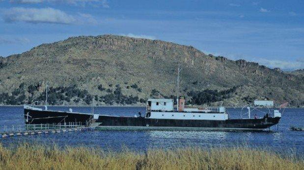 Puno: La fabulosa historia del Yavarí, un barco de guerra en el Titicaca
