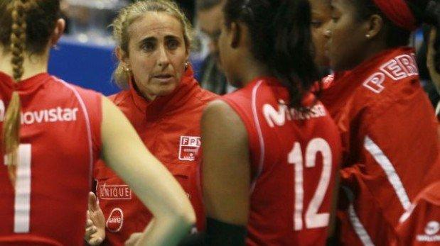 """Natalia Málaga: """"Las jugadoras creen que son eternas y no lo son"""""""