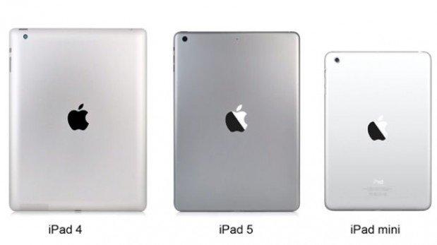 Más delgado y liviano: ¿así será el tan esperado iPad 5?