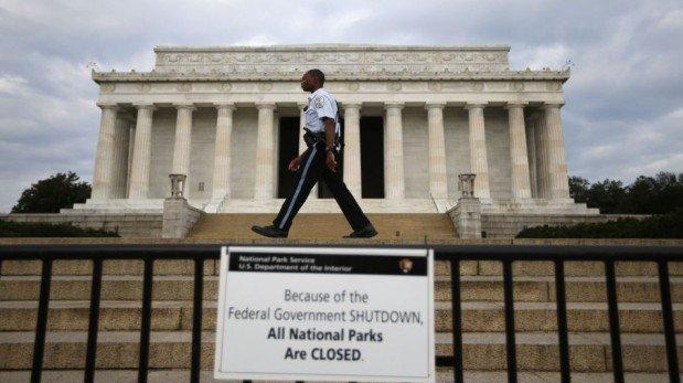 El cierre del gobierno de EE.UU. paraliza visitas a lugares históricos y turísticos [FOTOS]