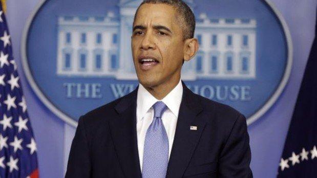 """Barack Obama: """"Esta paralización era evitable, no debería haber ocurrido"""""""