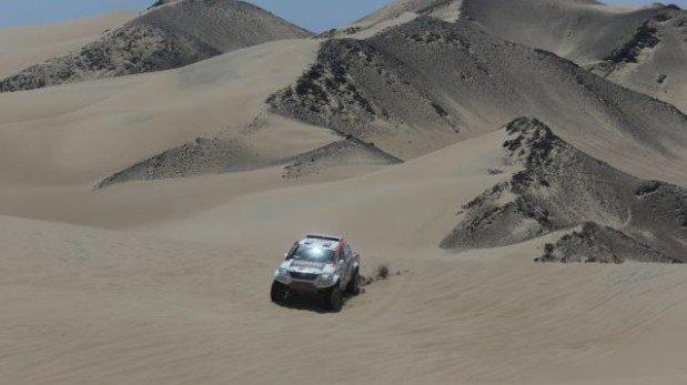 ¿Sabes qué es el Dakar Series? El Perú será sede de la competencia