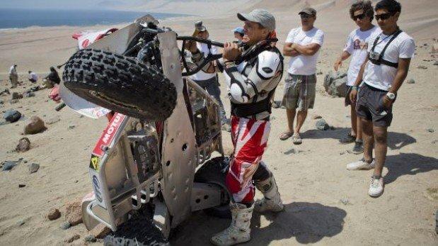 ¿Qué piloto peruano ya se ha llevado un Dakar Challenge?