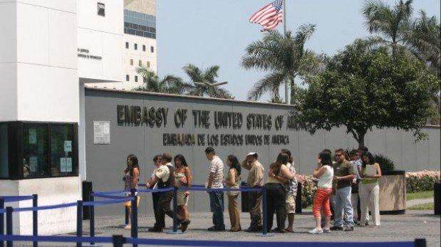 Cierre parcial de gobierno de EE.UU. afectará servicios de embajada en Lima