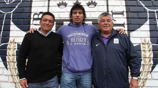 Francisco Pizarro asumió como nuevo director técnico de Alianza Lima
