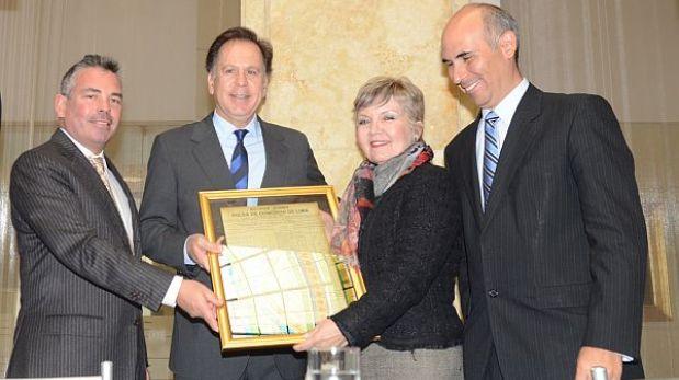 BBVA dio el campanazo en la BVL por sus 60 años en el mercado bursátil