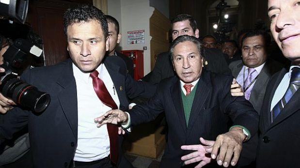 Fiscalización rechazará hoy un oficio que Toledo rubricó con otra firma