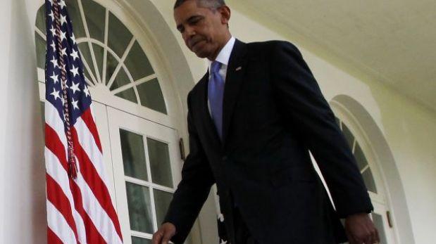 Obama canceló parte de su gira por Asia por cierre de Administración federal