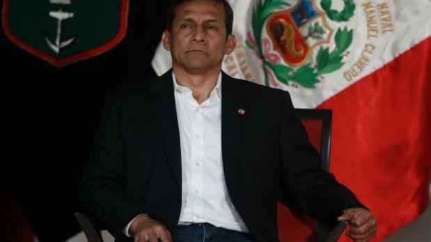 Humala reitera que avance del proyecto Conga depende de la empresa privada