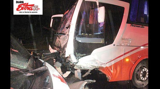 El trágico accidente de la familia peruana en Costa Rica [FOTOS]