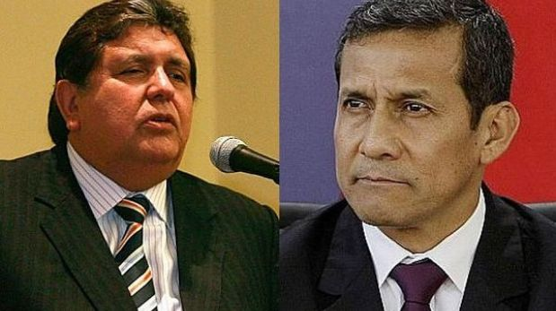 """Alan García responde a Humala: """"Él está libre gracias a un hábeas corpus por el Caso Andahuaylas"""""""