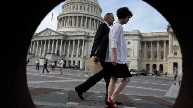 Congresistas de EE.UU. ofrecieron donar sueldo ante cierre de gobierno