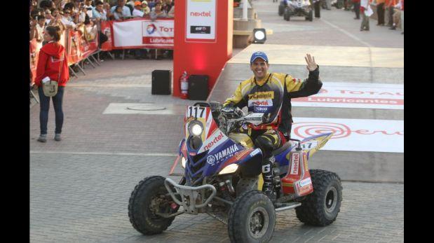 La satisfacción de terminar un Dakar Series y todo lo que se vive en él