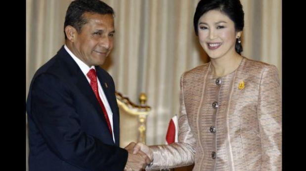 Perú y Tailandia concluyen negociación de TLC y ya son socios estratégicos