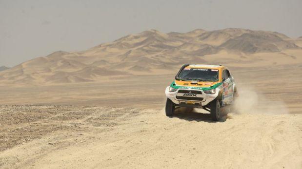 Lo mejor de la segunda etapa del Dakar Series en las dunas de Pisco [FOTOS]