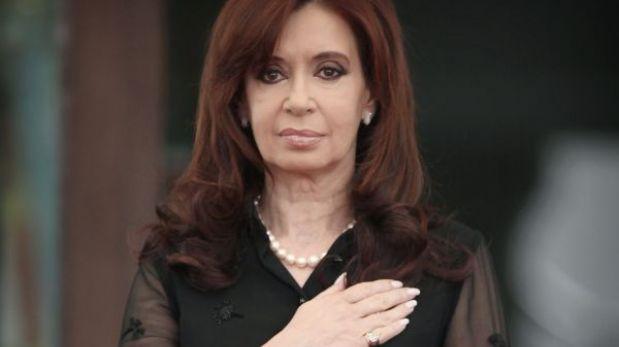 """Operación a Cristina Fernández concluyó """"de manera satisfactoria"""""""