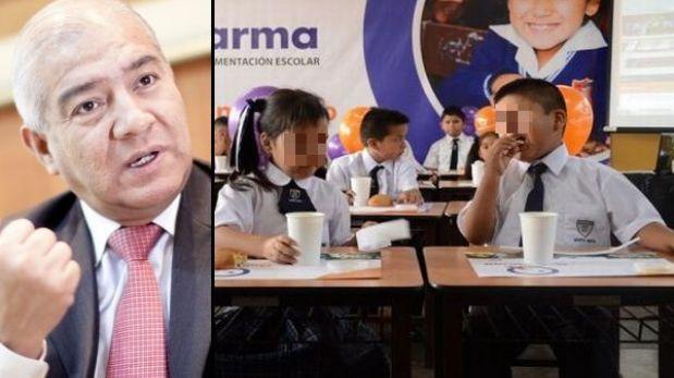 Wilfredo Pedraza cuestionó las críticas contra el programa Qali Warma