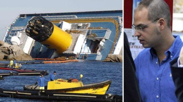 Costa Concordia: primer oficial jugaba PlayStation mientras barco chocaba