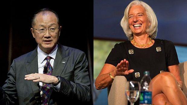Mañana empiezan las Reuniones Anuales del Banco Mundial y el FMI