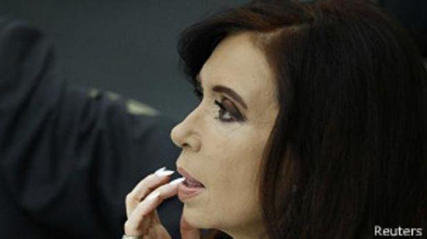 ¿Por qué están operando a Cristina Fernández?