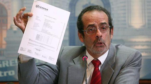 El Congreso tiene cinco días para cumplir fallo judicial a favor de Diez Canseco