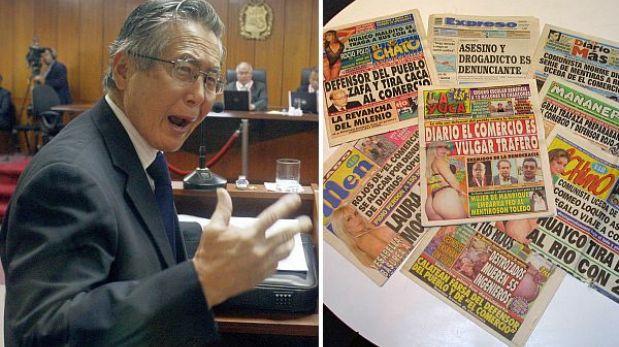 Alberto Fujimori no acepta cargos y va a juicio por Caso Diarios Chicha