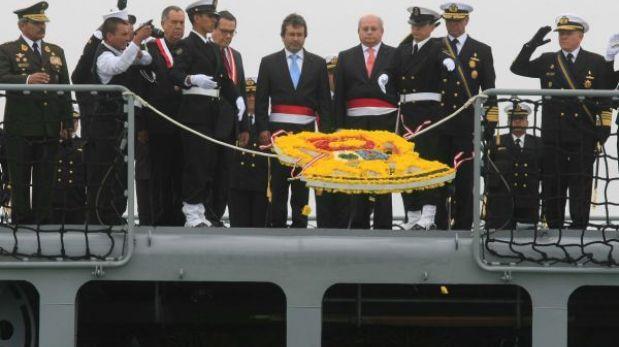 El Perú tendrá buque de instrucción más grande de Latinoamérica en 2014