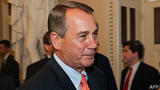 EE.UU. sin acuerdo sobre techo de deuda a nueve días del 'shutdown'