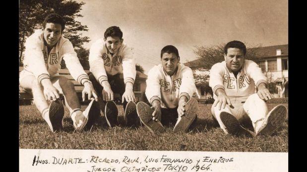 Peruanos que destacaron en las Olimpiadas nos recuerdan sus logros [FOTOS]