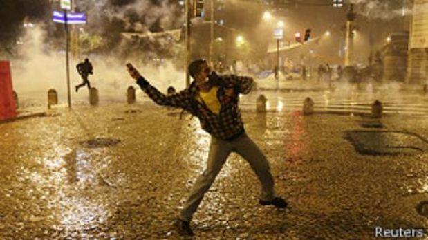 Black Blocs: el violento enigma que sacude a Brasil