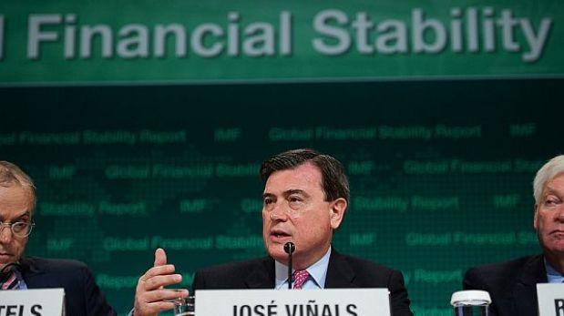 """FMI: Retirada del estímulo de la Fed """"no tiene precedentes"""""""