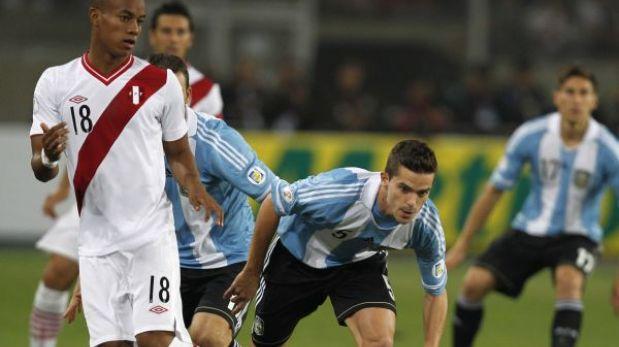 ¿Para qué le sirve a Perú el partido ante Argentina en Buenos Aires?