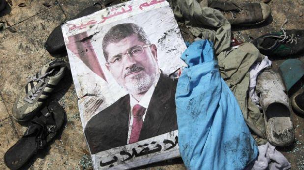 Egipto: Mohamed Mursi será sometido a juicio desde el 4 de noviembre