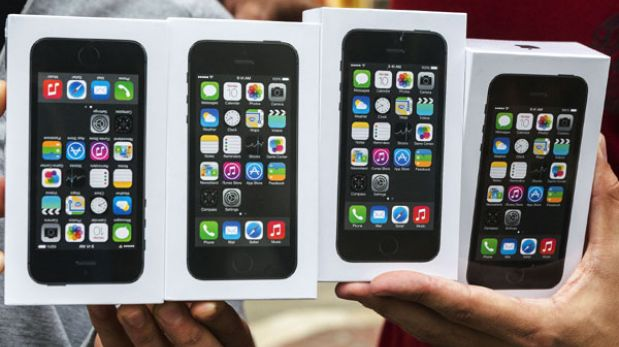 El iPhone 5S llega a Sudamérica el 1 de noviembre, pero aún no tiene fecha para Perú