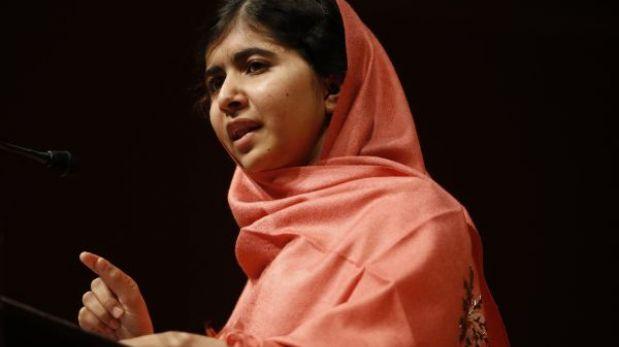 Malala Yousafzai cree no merecer el premio Nobel de la Paz